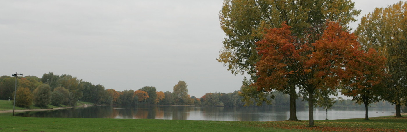 Herbst am Auesee